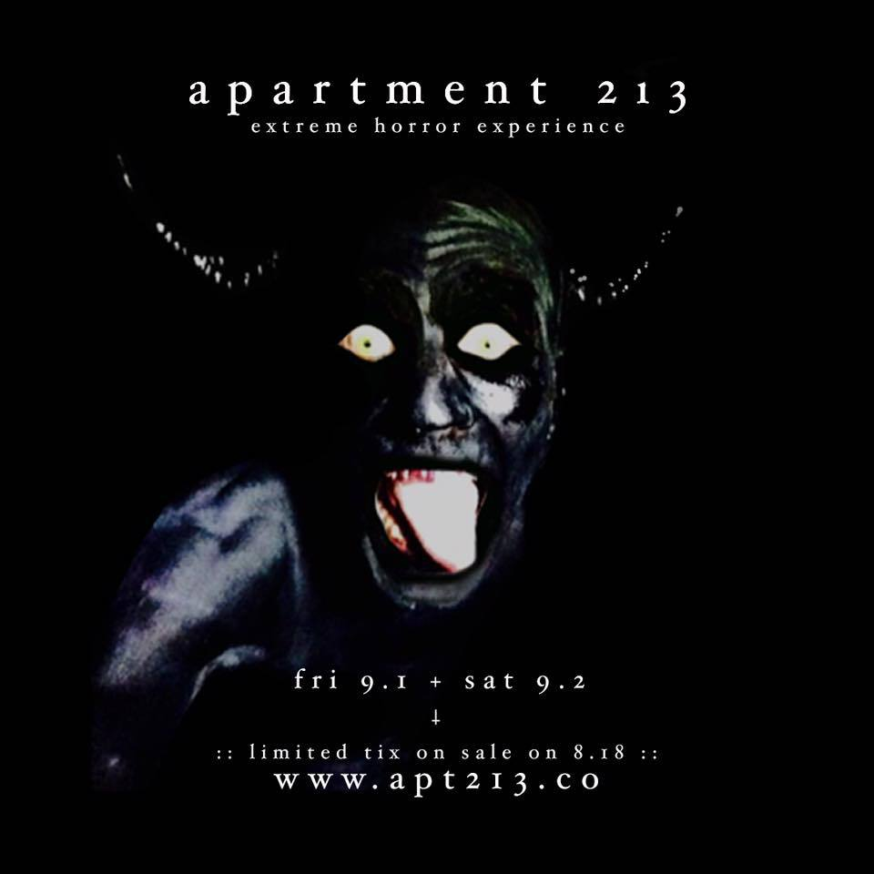 Scary Apartment: Apartment 213 Interview & First-Look At A New Extreme