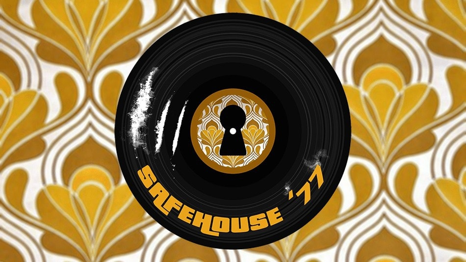 Safehouse '77 immersive theater los angeles house party spy brunch