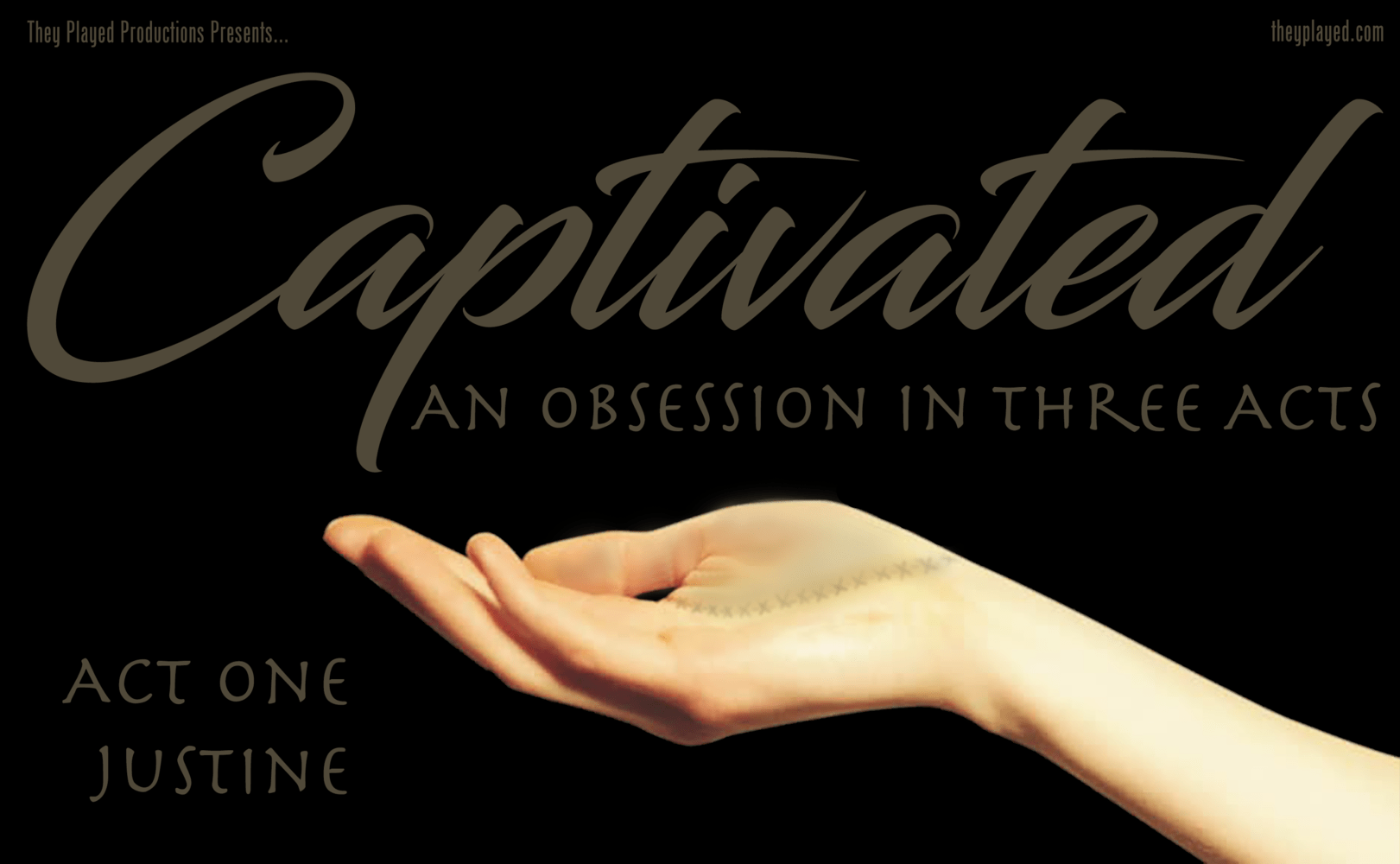 Captivated Logo Image