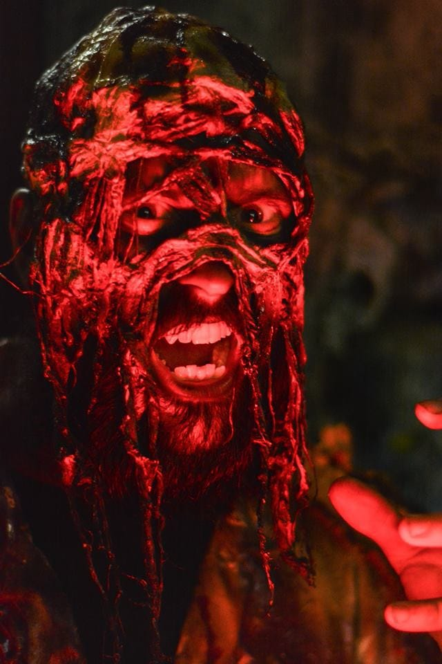 reign of terror rot haunted house off-season charity thomas fire janss marketplace ventura county haunted house