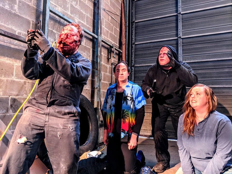 Horror, Immersive Theater, Shock Theater, eye for Horror, winter Session, New York, Long Island Immersive