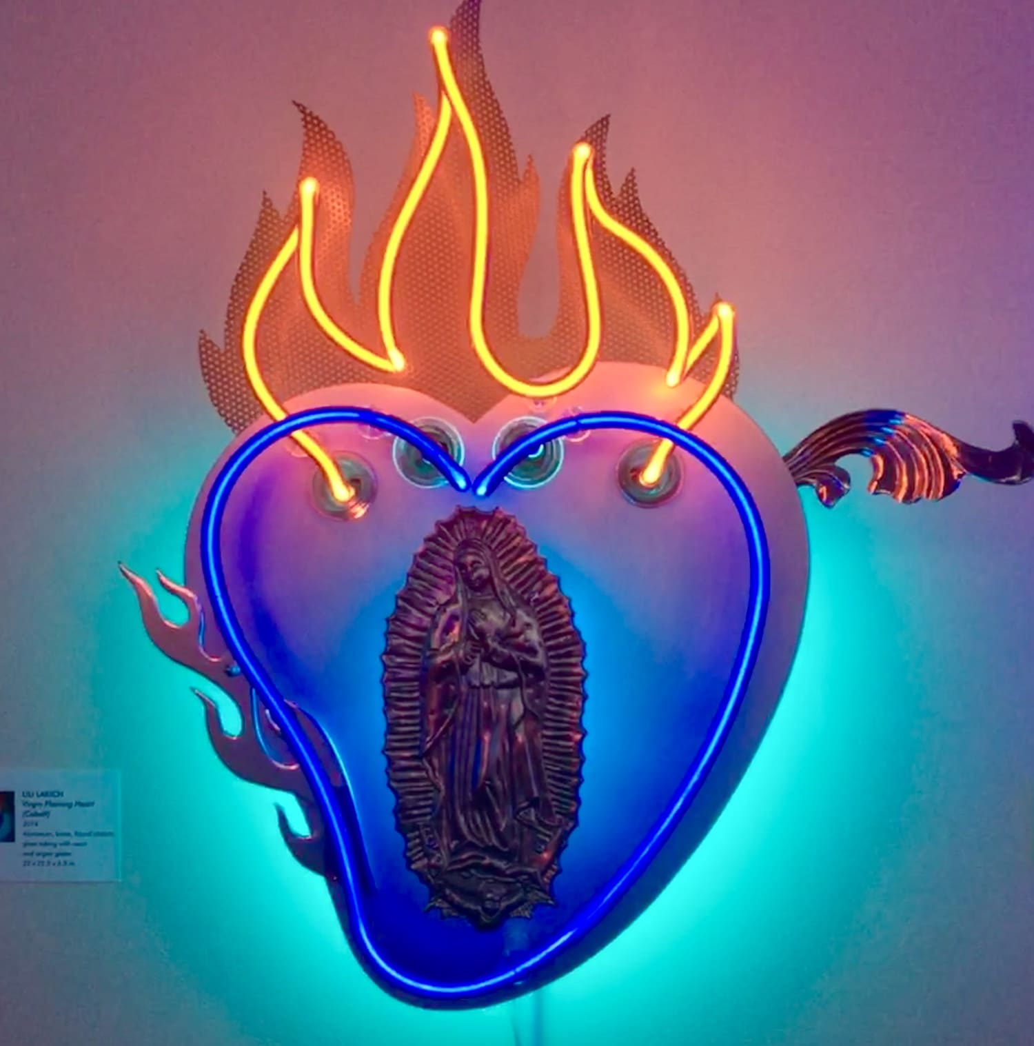 Trap Street | Darkness Comes Alive | Immersive neon art exhibit